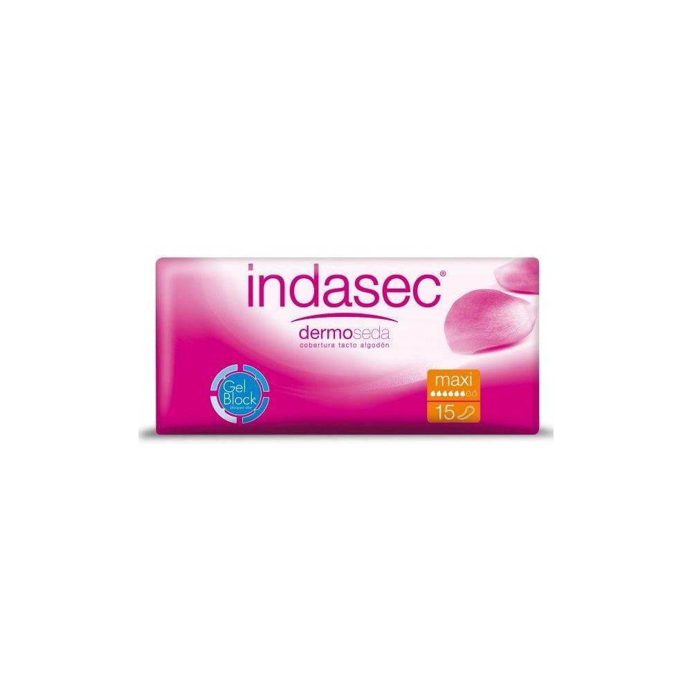 Indasec Maxi Incontinencia Ligera 15 Unidades