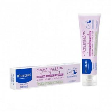 Mustela Crema Bálsamo 1 2 3 100 ml