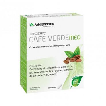 Arkodiet Café Verde 800 30 caps