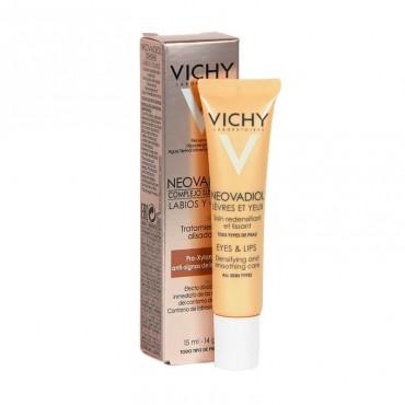 Vichy Neovadiol Gf Contorno Labios y Ojos 15 ml