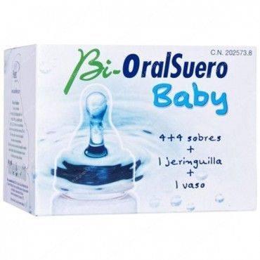 Bioralsuero Baby 8 Sobres