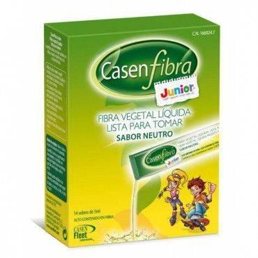 Casenfibra Junior Liquida 14 Sobres 5 Ml