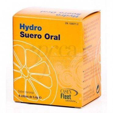 Hydro Suero Oral 8 Sobres