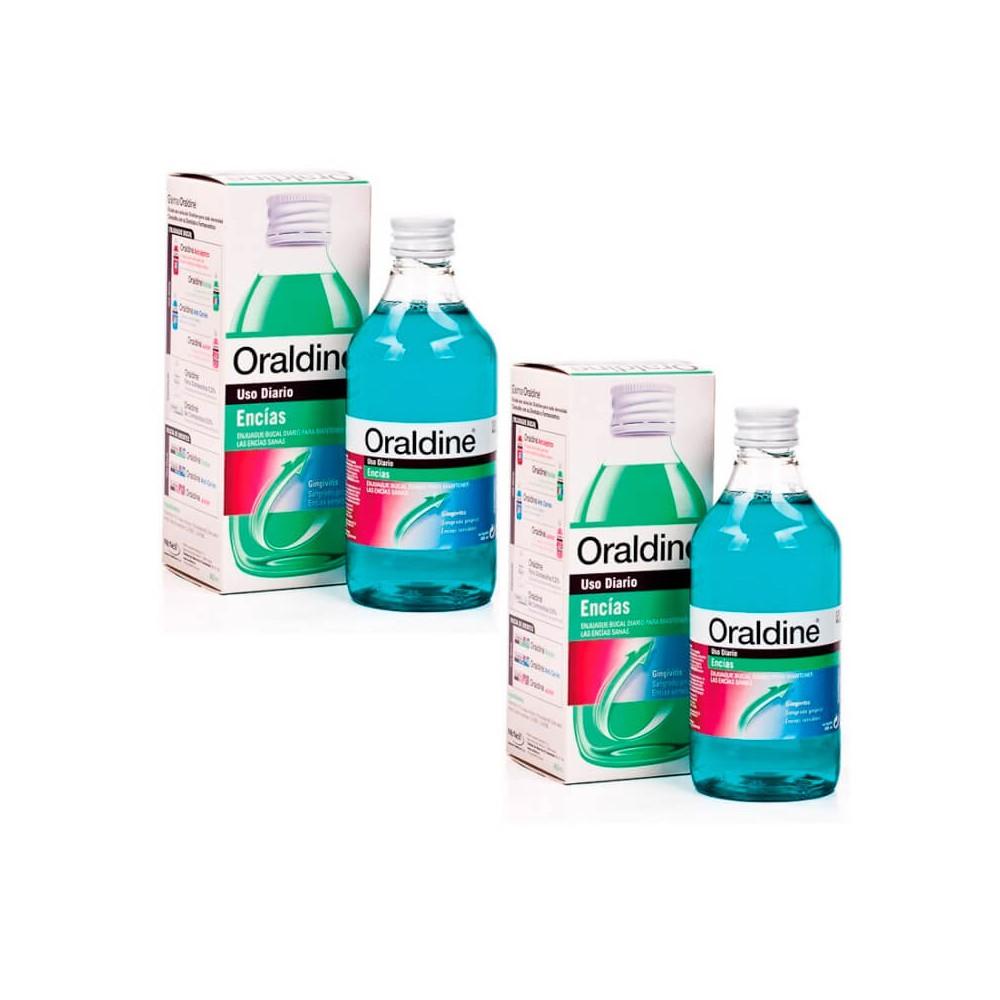 Oraldine Duplo Encías Colutorio 400 ml