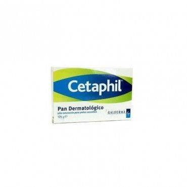 Cetaphil Pan Dermatológico Limpiador Piel Seca y Sensible 125 Grs