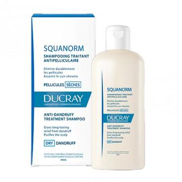 Ducray Squanorm Champú Caspa Seca 125 ml