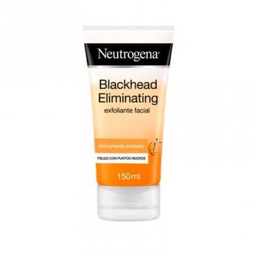 Neutrogena Blackhead Exfoliante facial puntos negros 150 ml
