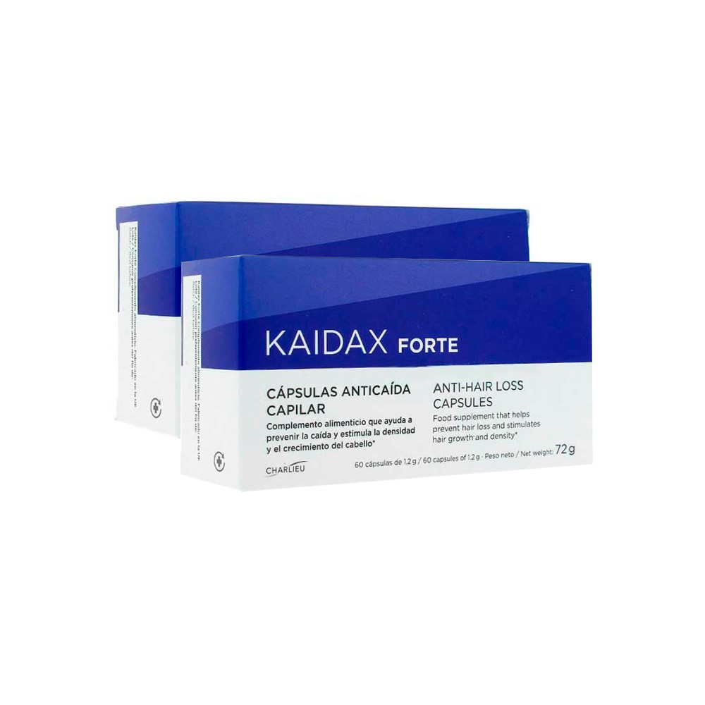 Pack Kaidax Forte 2x60 Cápsulas