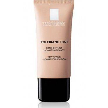 Toleriane Teint Mousse Matifiante Spf20 Color 04 30Ml+Regalo
