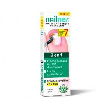 Nailner Pincel Anti Hongos de las Uñas 2en1 5Ml