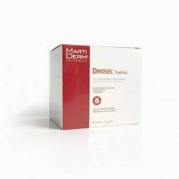 Driosec Toallitas Desodorantes 15 Toallitas