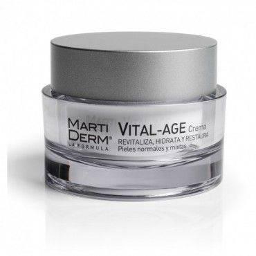 Martiderm Vital Age Platinum Pieles Normales y Mixtas 50Ml