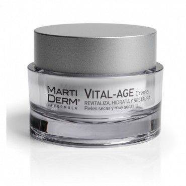 Martiderm Vital-Age Platinum  Pieles Secas y Muy Secas 50Ml