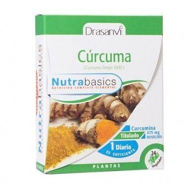 Drasanvi Curcuma 24 Capsulas