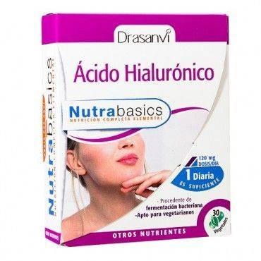 Drasanvi Acido Hialuronico 30 Capsulas
