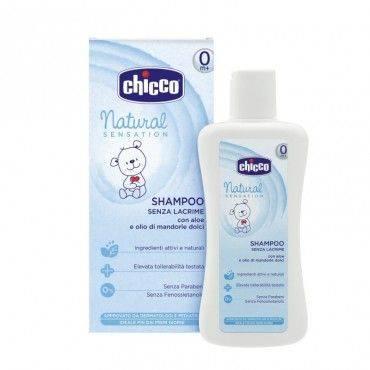 Chicco Natural Sensation champú 300 ml