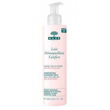 Nuxe Lait Demaquillant Confort 200 Ml.