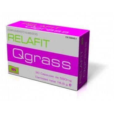 Relafit Qgrass 30 Cápsulas