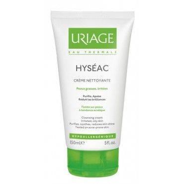 Uriage Hyseac Crema Limpiadora 150 Ml