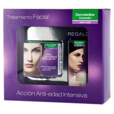 Dermatoline Cosmetic Lift Effect Antiarrugas Día 50 Ml + Serum Reparador