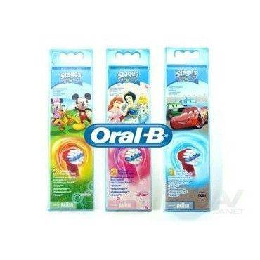 Oral-B Recambios Stages Power 3 Uds
