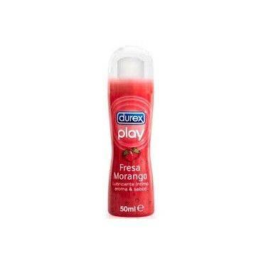 Durex Play Fresa Lubricante Intimo 50 Ml.
