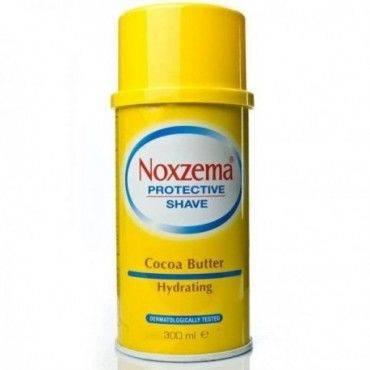 Noxzema Espuma de Afeitar Cocoa y Vitamina E 300 Ml