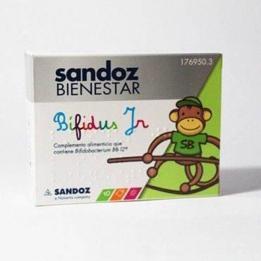 Sandoz Bienestar Bifidus Junior 10 Sobres