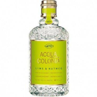 Nº 4711 Acqua Colonia Lime & Nutmeg 50 Ml