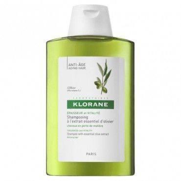 Klorane Champú al Extracto Esencial De Olivo 400 Ml