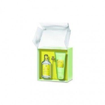 Nº 4711 Cofre Lemon&Ginger Eau Cologne 170ml + Gel Ducha 200ml