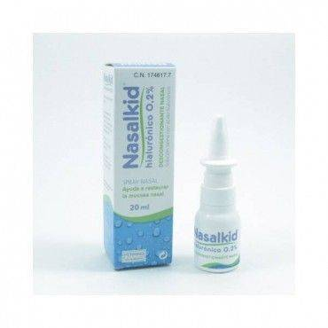 Nasalkid Nasal Spray Hyaluronico 20 Ml