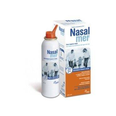 Nasalmer Hipertonico Adulto Spray Nasal 125 Ml.