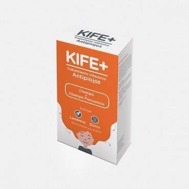 Kife+ Champú y KF+ Champú frecuencia