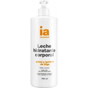 Interapothek Leche Hidratante Corporal Avena y Germen de Trigo 750ml