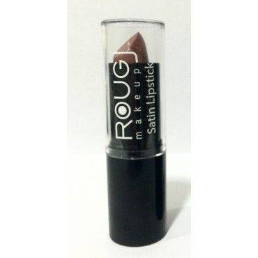 Rougj+ Makeup Barra Labial Satin Nude 1