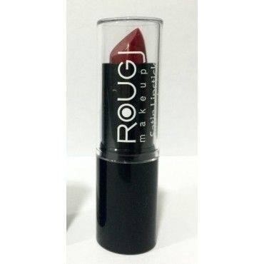 Rougj+ Makeup Barra Labial Satin Rosso 2