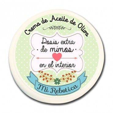 Mi Rebotica Mimos Crema Cara y Cuerpo Aceite de Oliva 50 Ml