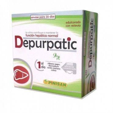 Pinisan Depurpatic 20 Viales