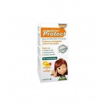 Neositrin Protect Spray Acondicionador Protección Piojos 250 Ml