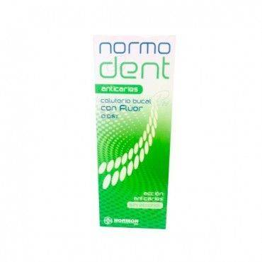 Normodent Anticaries Colutorio 500 Ml