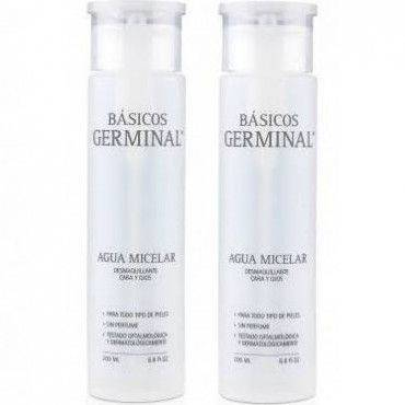 Germinal Pack Duplo Agua Micelar 2x200 Ml