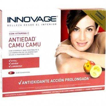 Innovage Antiedad Camu Camu 2x30 Comprimidos