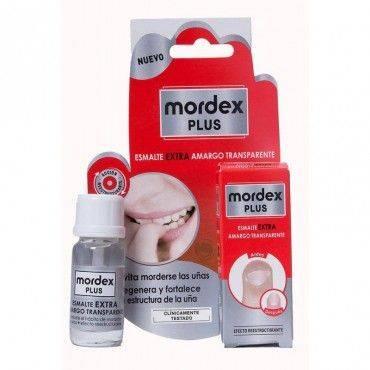 Mordex Plus Solución Con Pincel 9 Ml