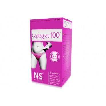 Nutricion Center Captagras 100 30 Capsulas