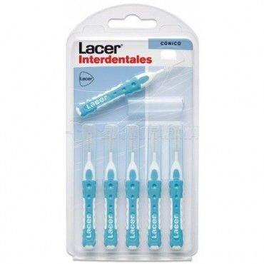 Lacer Cepillo Interdental Cónico 6 Unidades