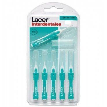 Lacer Cepillo Interdental Extrafino 6 Unidades