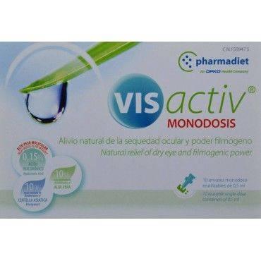 Pharmadiet Vis Activ 10 Monodosis