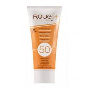Rougj+ Crema Solar Rostro y Cuerpo SPF50+ 100 Ml