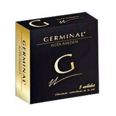 Germinal Accion Inmediata 5 Ampollas